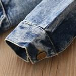 Джинсовая куртка BabyKids Element a049 - фото 71645