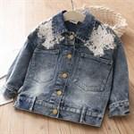 Джинсовая куртка BabyKids Element a049 - фото 71648