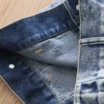 Джинсовая куртка BabyKids Element a049 - фото 71649